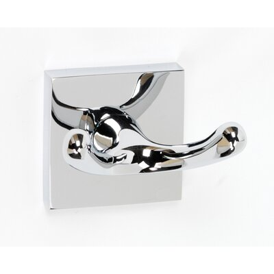 Alno Inc Contemporary II Double Robe Hook