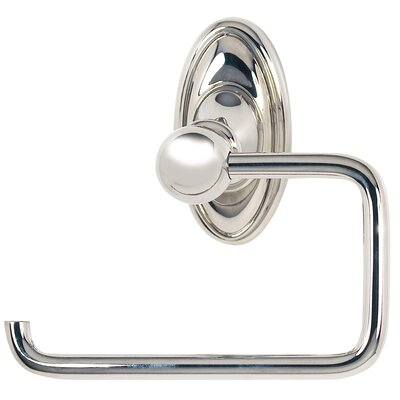 Alno Inc Classic Traditional Singe Post Toilet Paper Holder