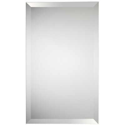 "Alno Inc Reflections 15"" x 35"" Recessed Medicine Cabinet"