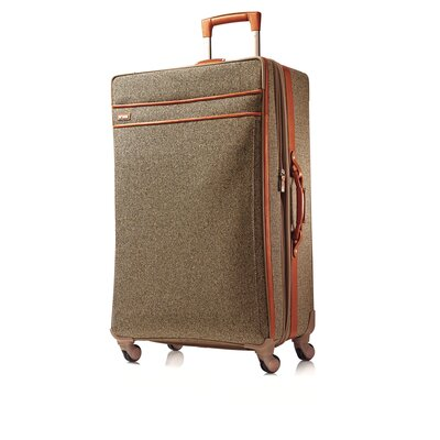 "Hartmann Tweed Belting 30"" Spinner Suitcase"