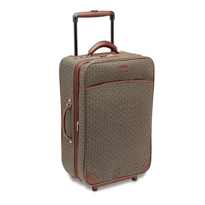 "Hartmann Wings 22"" Expandable Mobile Traveler in Cognac"