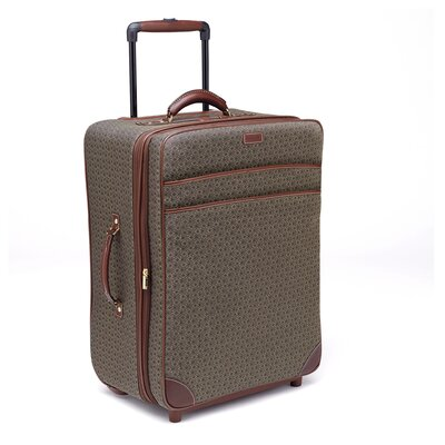 "Hartmann Wings 24"" Expandable Mobile Traveler in Cognac"