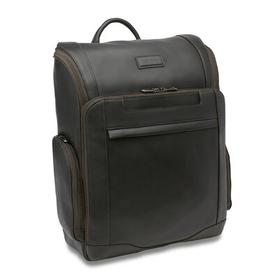 Aviator Leather Backpack