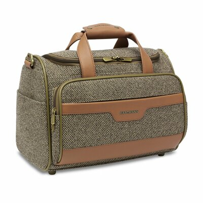 Tweed Cosmetic Tote