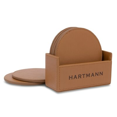 Hartmann J Hartmann Reserve Coaster Set in Natural