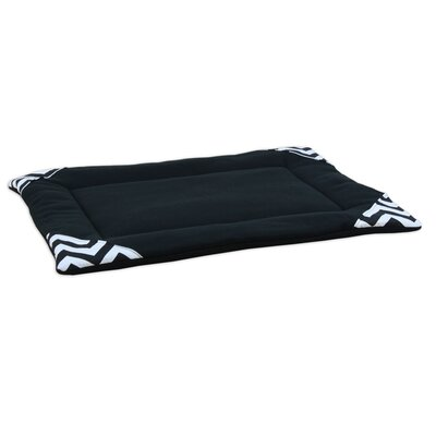 Chooty & Co Fleece Single Channel Padded Pet Mat