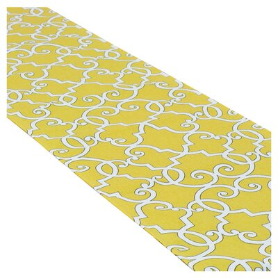 Chooty & Co Woburn Sunflower Hemmed Table Runner