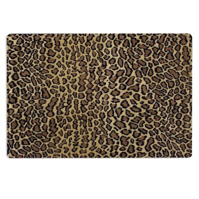 Chooty & Co Bobcat Simply Soft-PS Lined Placemat (Set of 4)