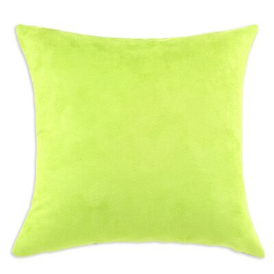 Passion Suede Polyester Pillow