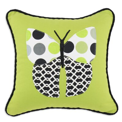 Chooty & Co Passion Suede Twist Polyester Pillow