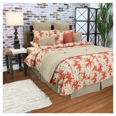 Chooty & Co Bellingrath Tuscan Rounded Corner 11 Piece Bedding Set