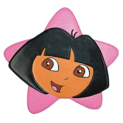 Ginsey Nickelodeon Dora the Explorer Star Tub Treads