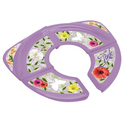 Ginsey Disney Fairies Traveling / Folding Potty