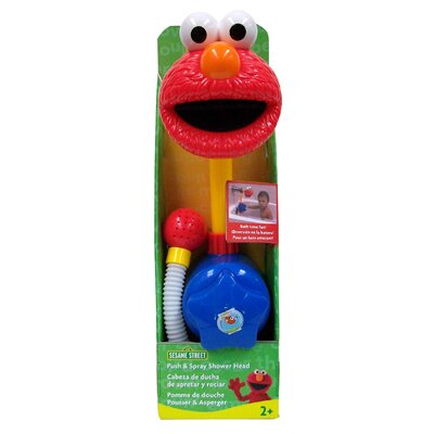 Ginsey Sesame Street Elmo Shower Sprayer
