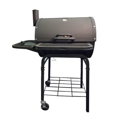 Cowboy Cooker The San Angelo Grill with optional Bandera Firebox