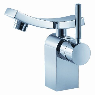 Fluid Emperor Single Hole Bathroom Faucet with Single Handle