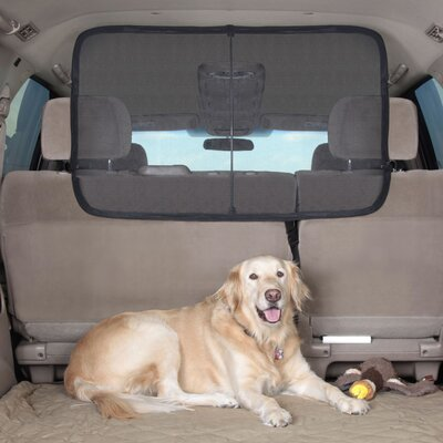 Solvit Cargo Area Net Dog Barrier