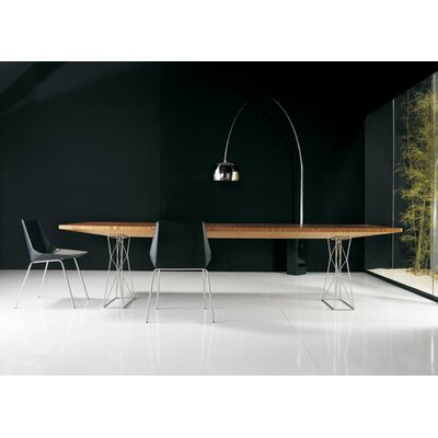Luxo by Modloft Curzon Dining Table