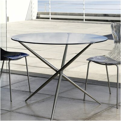 Luxo by Modloft Panton Dining Table