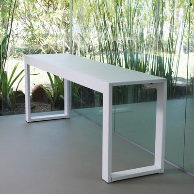 Luxo by Modloft Hanover Console Table