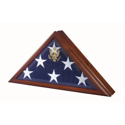 Star Legacy Funeral Network Vice Presidential Flag Case / Urn