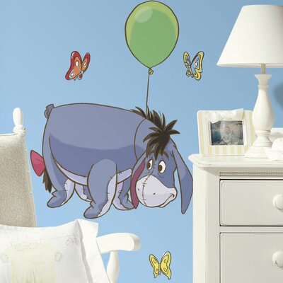 Room Mates Licensed Designs Eeyore Giant Wall Decal