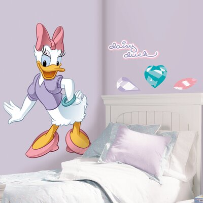 Room Mates Licensed Designs Daisy Duck Wall Decal