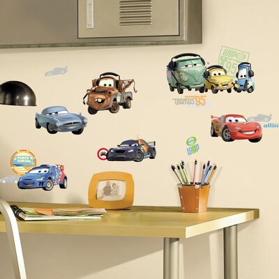 Room Mates Room Mates Deco Car 2 Wall Decal