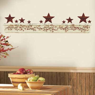 Room Mates Primitive Arch Wall Decal