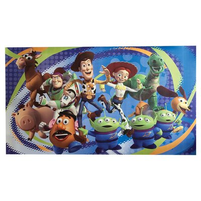 Room Mates Extra Large Murals Toy Story 3 Wall Decal