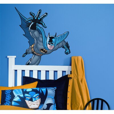 Room Mates Favorite Characters 6 Piece Batman Gotham Guardian Giant Wall Decal Set