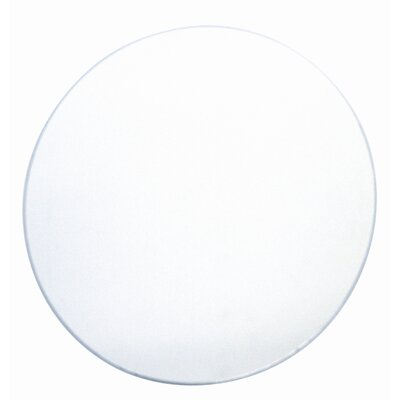 Circle Large Peel and Stick Mirror