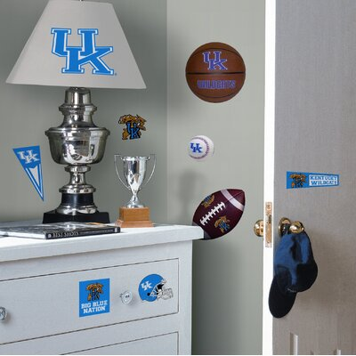 Room Mates University of Kentucky Wildcats Peel and Stick Wall Decal