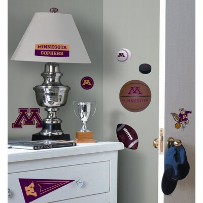 Room Mates University of Minnesota Peel and Stick Wall Decal