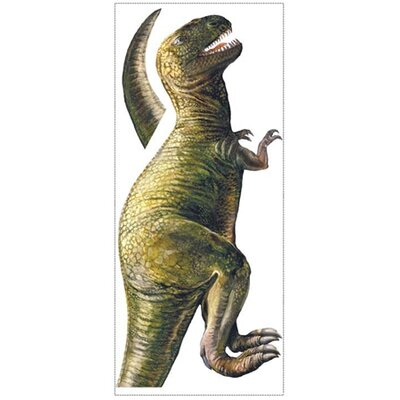 Room Mates Dinosaur Giant Peel and Stick Wall Decal