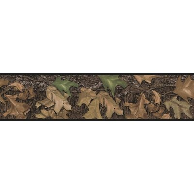 Room Mates Mossy Oak Camo Peel and Stick Wall Border