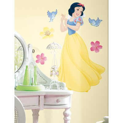 Room Mates Licensed Designs Snow White Giant Peel and Stick Wall Decal