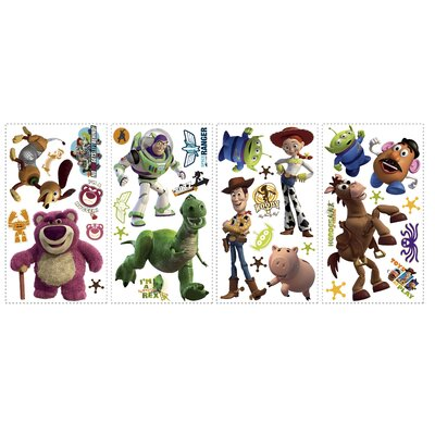 Room Mates Toy Story Wall Decal