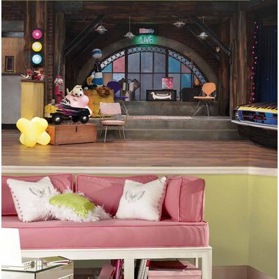 Nickelodeon iCarly XL Murals Wall Decal