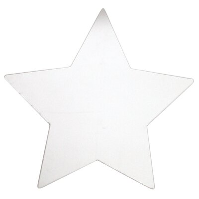 Room Mates Wall Mirrors Star Peel and Stick Large Decal