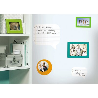 Room Mates Notepad Dry Erase Wall Decal