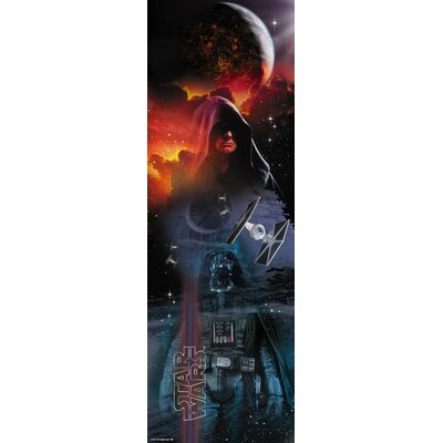 Room Mates Star Wars Classic Dark Side Panel
