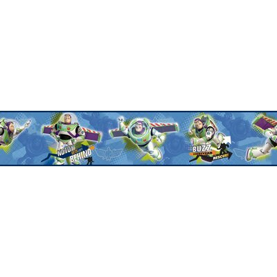 Room Mates Toy Story to The Rescue Wallpaper Border
