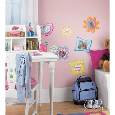 Room Mates Peel and Stick Wall Frame Sticker