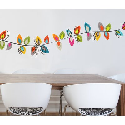Mia & Co Darjeeling Wall Decal