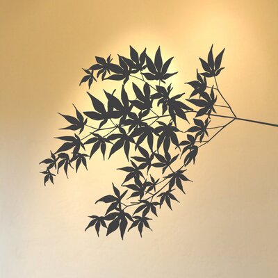Room Mates Mia & Co Fluttering Foliage Wall Decal