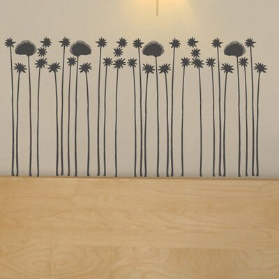 Mia & Co Star Stalks Wall Decal