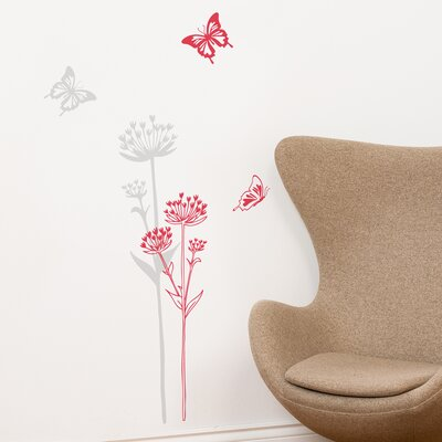 Room Mates Mia & Co Neuchatel Wall Decal