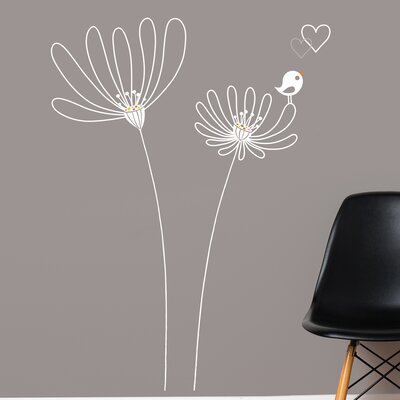 Room Mates Mia & Co 2 Piece Rimouski Wall Decal