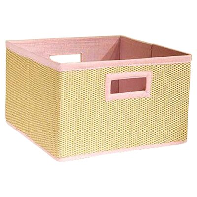 Alaterre Links Storage Baskets in Pink